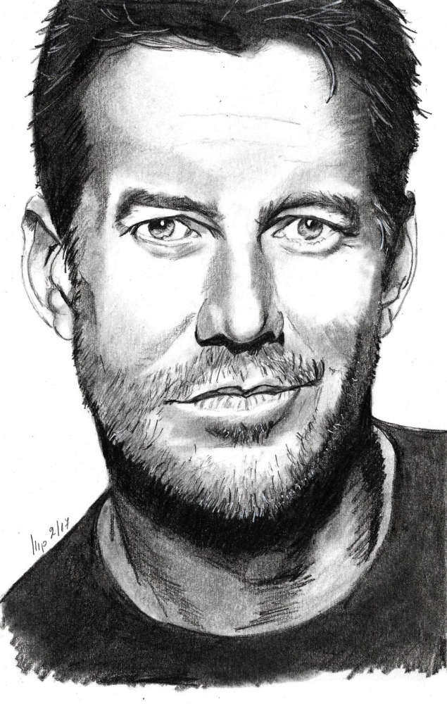 James Denton by patrick